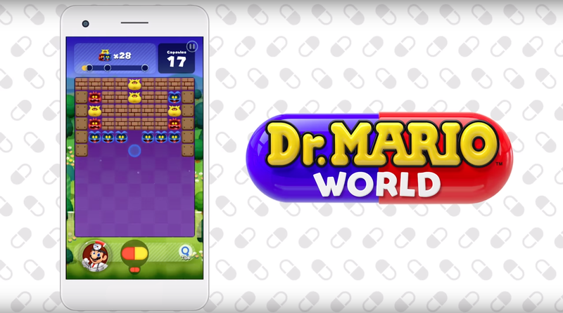 Dr  Mario World Copies The Worst Mechanics of Mobile Gaming and It's
