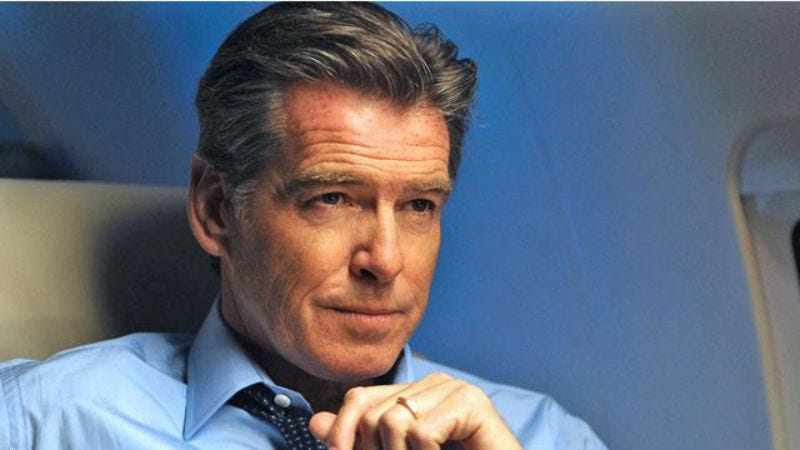 Illustration for article titled Pierce Brosnan wants to sell drugs (in a movie)