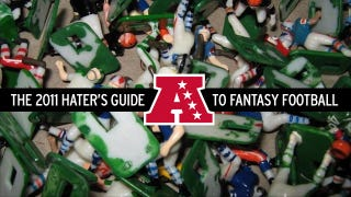 Illustration for article titled The 2011 Hater's Guide To Fantasy Football (AFC)