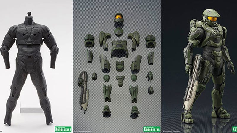 Really Really Cool Toys : New halo toys are very cool