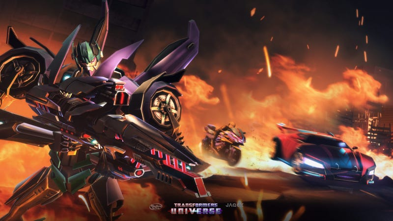Illustration for article titled Transformers Universe Is Closing, Six Months After Open Beta Launch