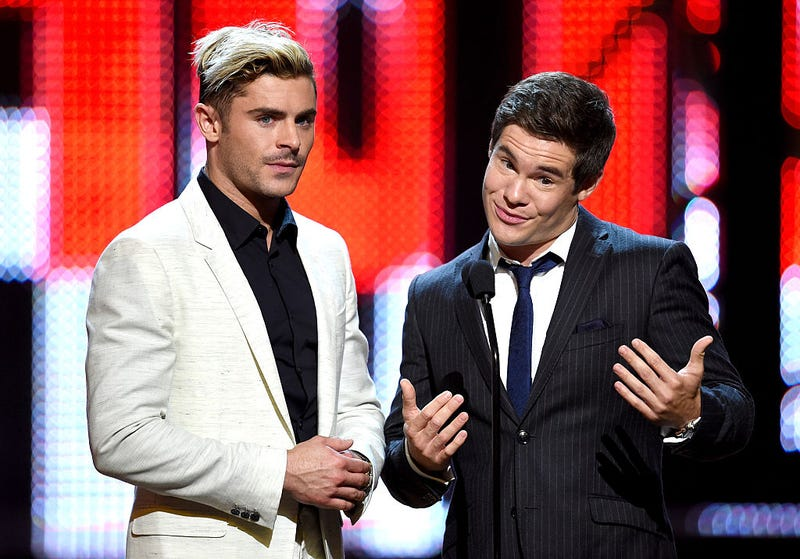 Image from the 10th, and, sadly, final Guys Choice Awards. (Photo: Kevin Winter/Getty Images)
