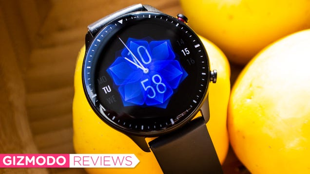 The Amazfit GTR 2 Raises the Bar for Budget Smartwatches