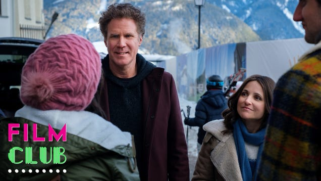 It's all Downhill for our critics when we discuss Will Ferrell and Julia Louis-Dreyfus' new movie