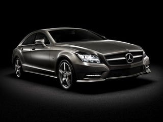 Illustration for article titled 2012 Mercedes CLS: Exterior Photos