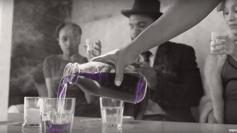 "Screenshot: ""Good Drank"" by 2 Chainz ft. Gucci Mane and Quavo"