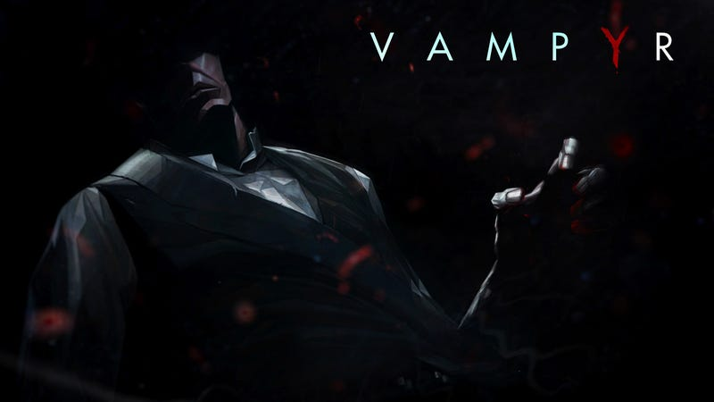 Illustration for article titled DONTNOD Reveals Screenshots of Upcoming RPG Vampyr