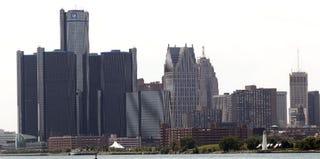 Detroit's skyline (Thinkstock)