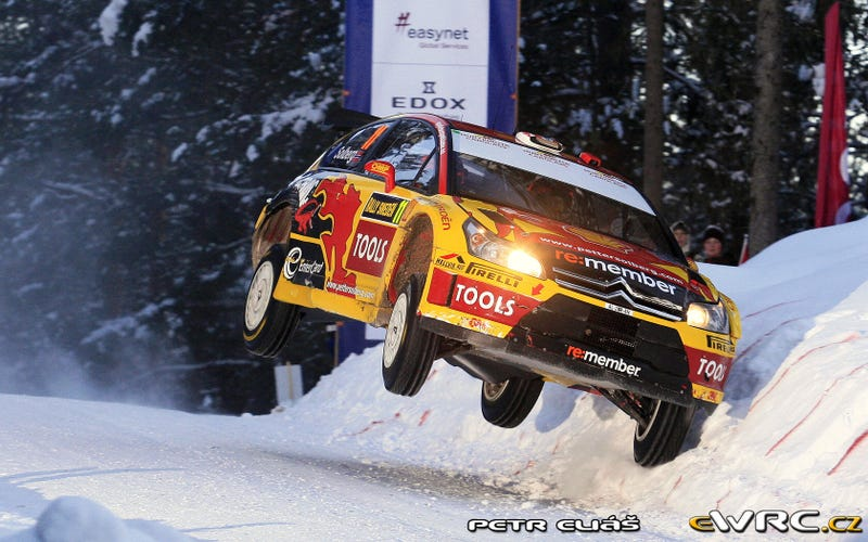 Illustration for article titled Just under two days to the Fantasy WRC Rally Sweden deadline