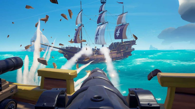 Illustration for article titled Rare Says Sea Of Thieves Will Run Well Even On Crappy PCs