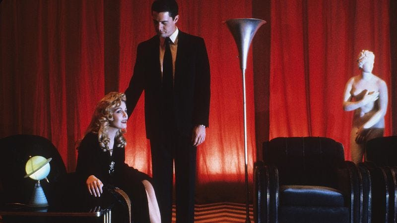 Illustration for article titled Laura Palmer lives—however briefly—in Twin Peaks: Fire Walk With Me