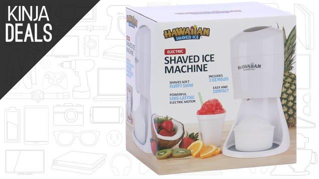 make your own snow machine
