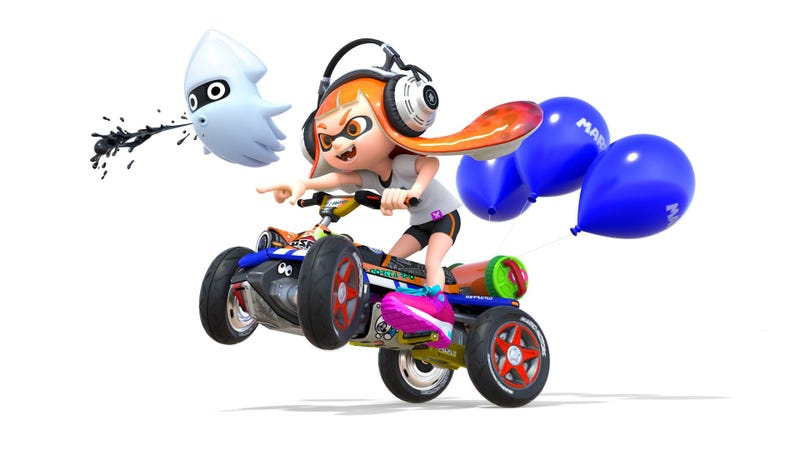 Illustration for article titled Mario Kart Update Removes Offensive Gesture