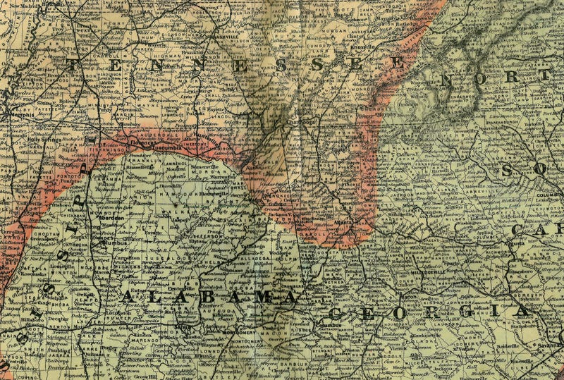 Illustration for article titled ​Civil War Maps Show How Sherman's March Rescued Lincoln's Presidency