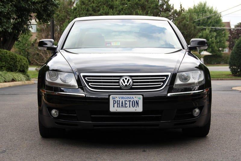 2004 Volkswagen Phaeton The Long Term Review