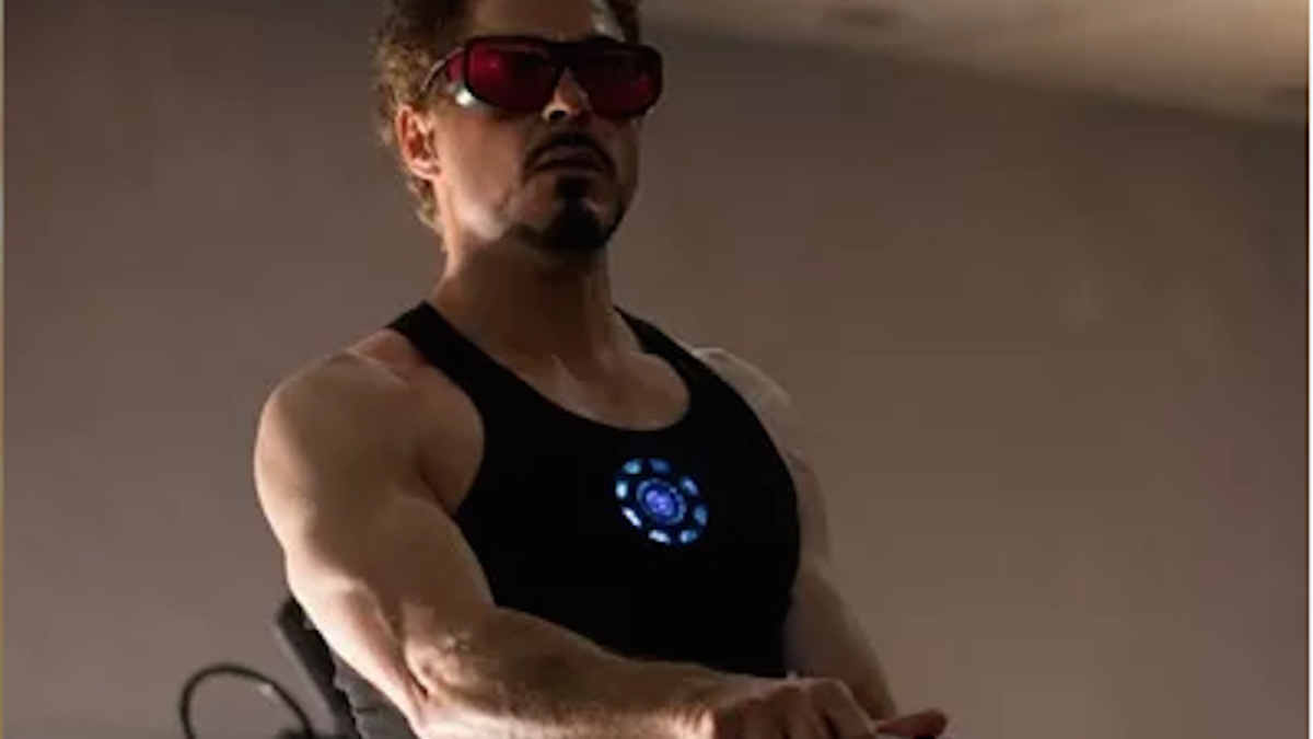 How Iron Mans Arc Reactor Probably Works New Man Circuit