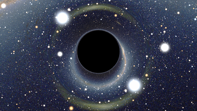 Stephen Hawking's New Theory on Black Holes is ...