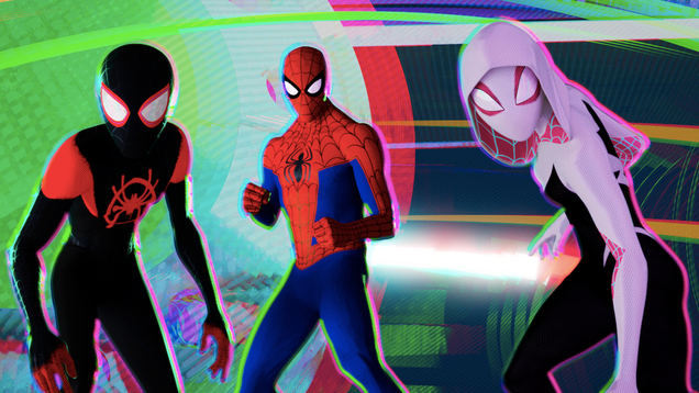 Spider-Man: Into the Spider-Verse s Excellent Supporting Cast Is More Star-Studded Than You Think