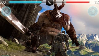 Illustration for article titled Infinity Blade II Won't Be One of those 99-Cent iOS Games