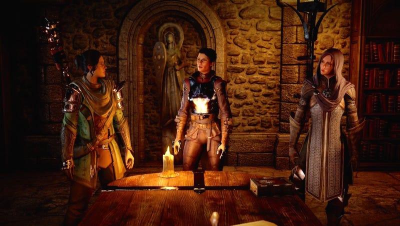 The Witcher 3 vs  Dragon Age: Inquisition: The Comparison We