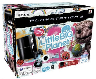 Illustration for article titled Europe Gets A LittleBigPlanet PS3 Bundle