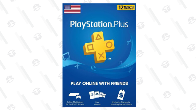 Strap in for the Long Haul With 2 Years of PlayStation Plus for $54