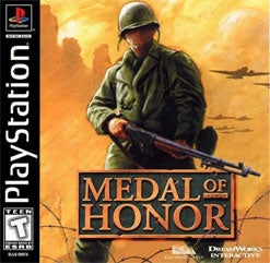 """Illustration for article titled Medal of Honor, Rayman 2 To Join PlayStation Store's """"PSone Classics""""?"""