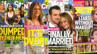 Illustration for article titled This Week in Tabloids: Kardashian Pets Are Mysteriously Disappearing
