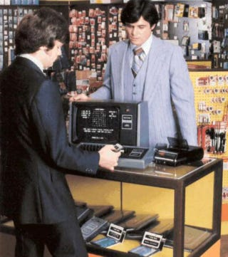 Illustration for article titled Nibby Visits the Computer Store