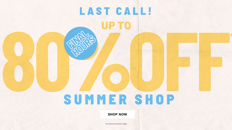 Up to 80% Off Summer Shop   Forever 21