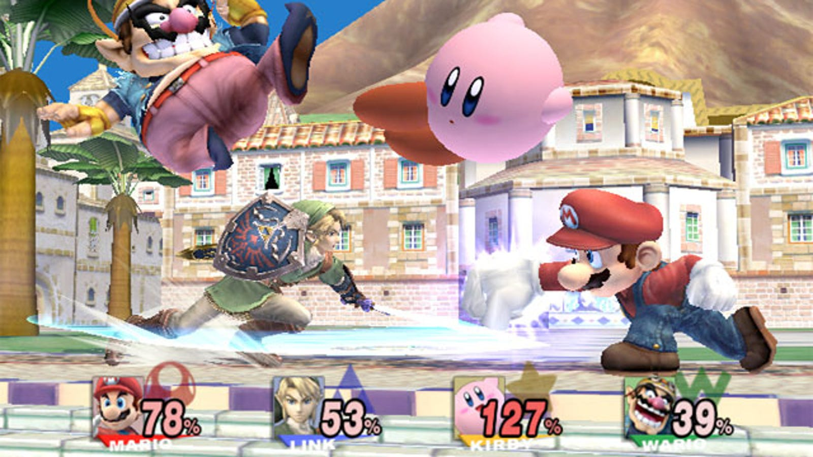 Super Smash Bros Brawl Character Select Screen Hack