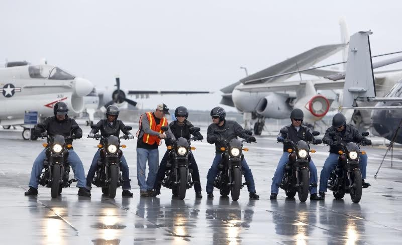 Illustration for article titled Harley-Davidson To Offer Free Rider Training To All U.S. Military