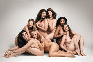 Illustration for article titled Glamour's Plus-Sized Models To Live On In Calendar