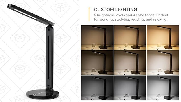 Save $9 On One Of Your Favorite Anker Desk Lamps
