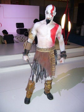 Illustration for article titled Sony Talkin' God of War III At E3