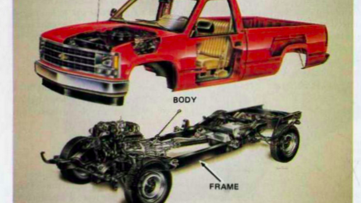 Mid-Size Trucks Don\'t Need Frames