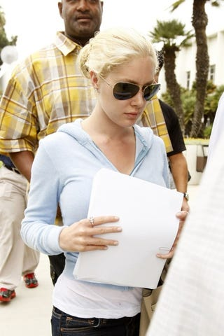 Illustration for article titled Heidi Files For Separation From Spencer; Warrant Issued For Lindsay's Arrest