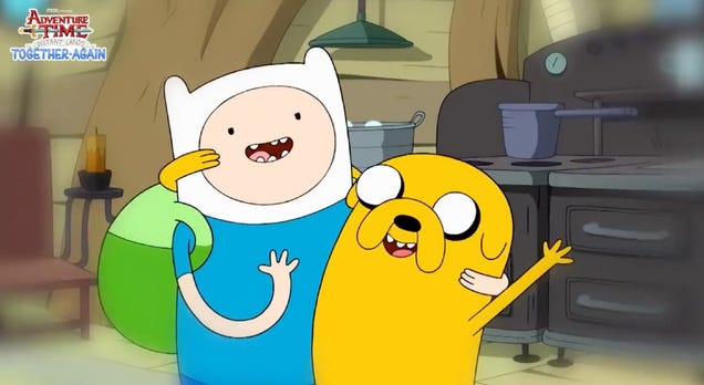Adventure Time: Distant Lands—Together Again Trailer Shows the Reunion You ve Been Waiting For