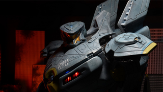 Illustration for article titled NECA's Next Gigantic Pacific Rim Figure Is A Fabulous Striker Eureka