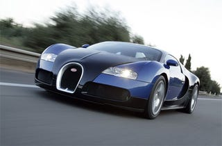 Illustration for article titled Bugatti Veyron 16.4