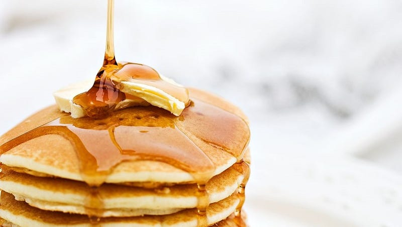 Scientists explain the physics of the perfect pancakes have you ever wondered why your pancakes sometimes have ugly craters or a weird ring around their edges a new analysis of pancake recipes could help you ccuart Gallery