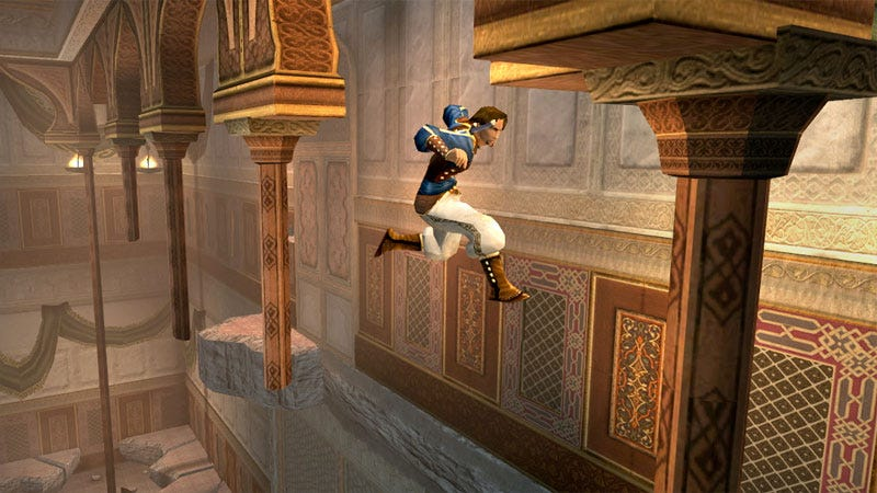 Illustration for article titled Prince of Persia HD Collection Is Europe Only, In 3D, Royally Ugly