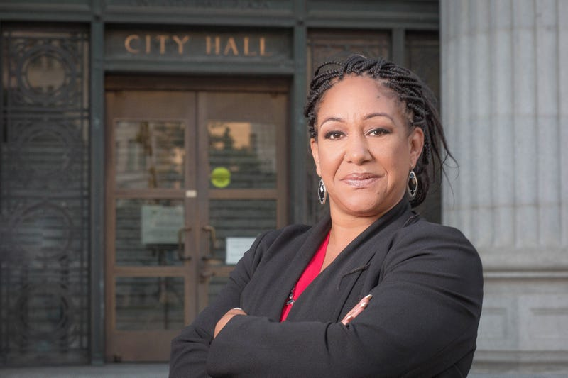 Illustration for article titled Banging From the Inside: Activist Cat Brooks Runs to Become Oakland's First Black Woman Mayor
