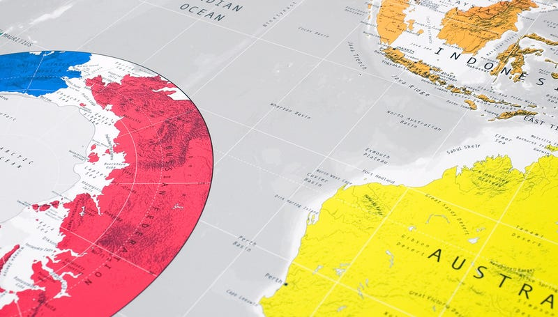 Huge Future Map