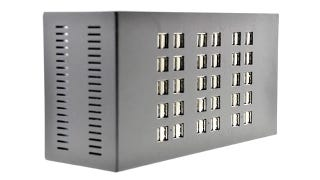 Illustration for article titled Charge 60 USB Devices All At Once With This Massive Brick