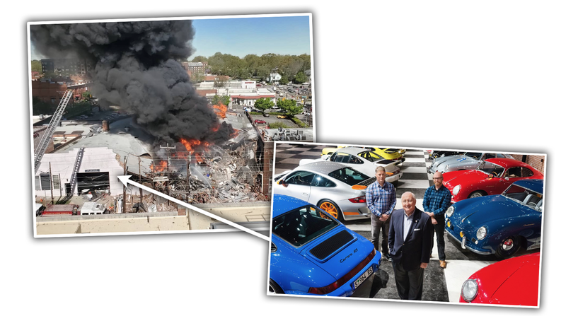 Illustration for article titled Fatal Gas Explosion Near North Carolina Porsche Collection (Updating)