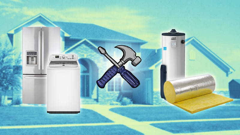 Illustration for article titled The Three Money-Saving Home Improvements You Should Tackle Right Now