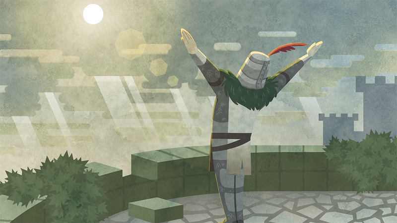 Illustration for article titled An Animated Storybook Is The Best Way To Learn Dark Souls Lore