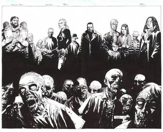 Illustration for article titled Walking Dead Gallery