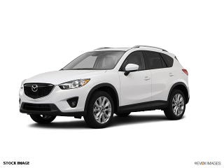 Illustration for article titled CX-5 AWD Manual